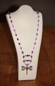 3 a La fée libellule violette