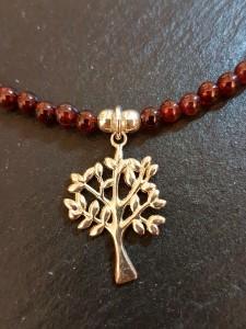 Collier arbre de vie mémoires