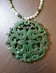 Collier dragon 5