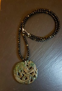 Collier dragon 6